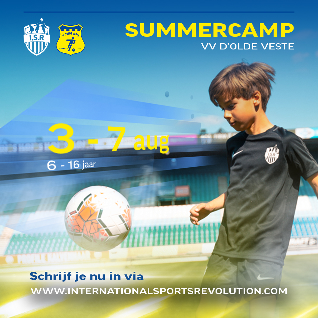 Summer Camp v.v. d'Olde Veste '54