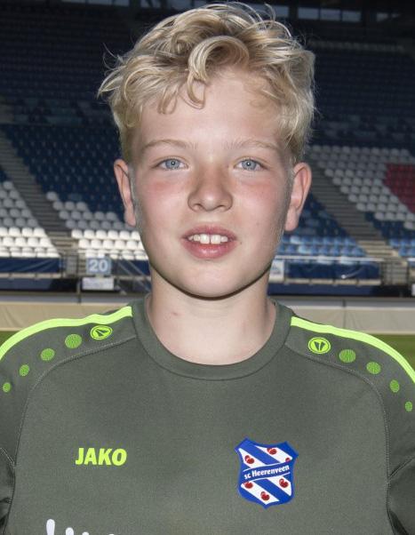 Keeper Eskil Moedt naar SC Heerenveen