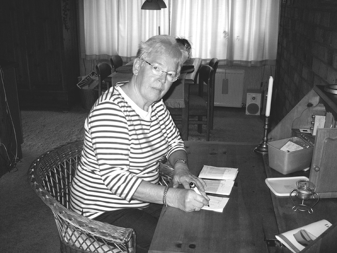 In memoriam Hilly Hoorn
