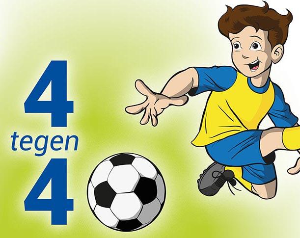 4de 4x4 Voetbal Toernooi 30 september 2020