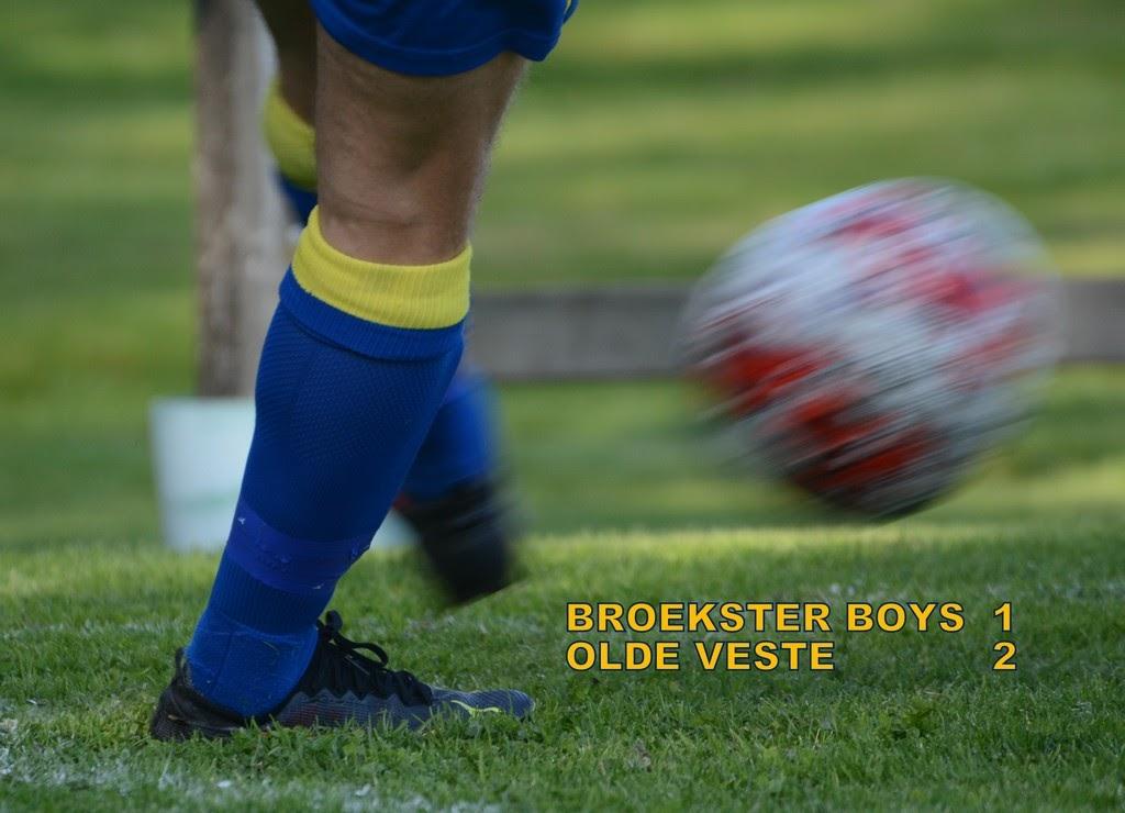 Broekster Boys - Olde Veste 9 okt 2021