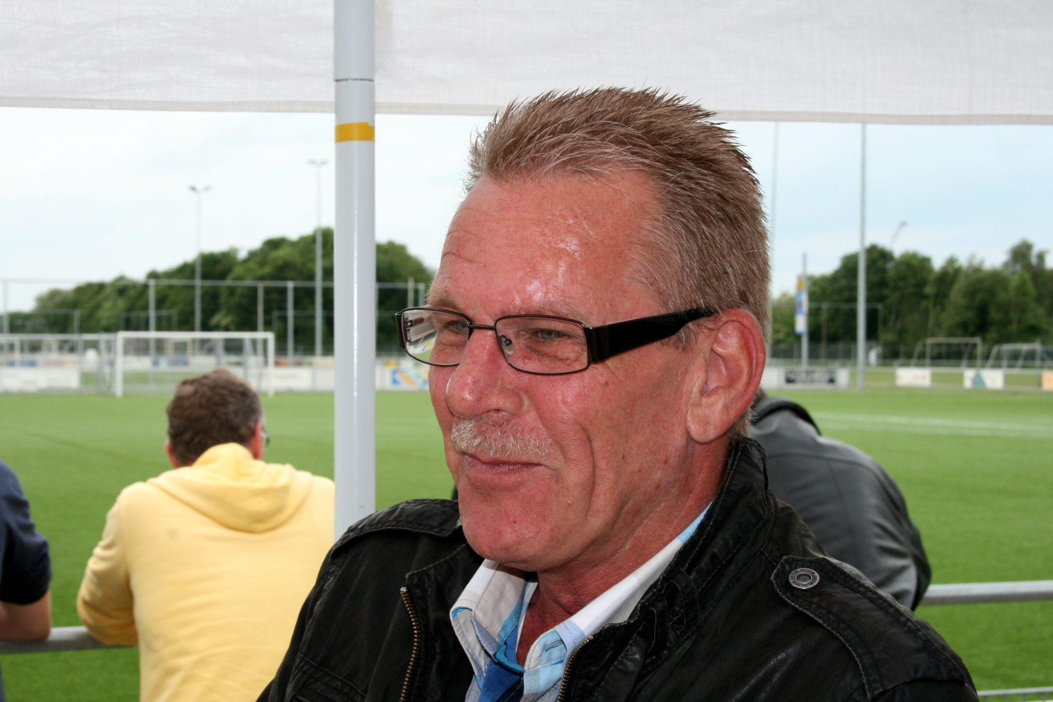 Gewaardeerd vrijwilliger Sjaak Klaver overleden