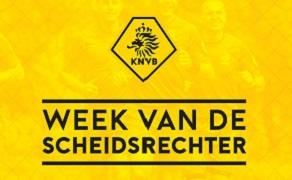 Week van de Scheidsrechter (3-11 oktober)